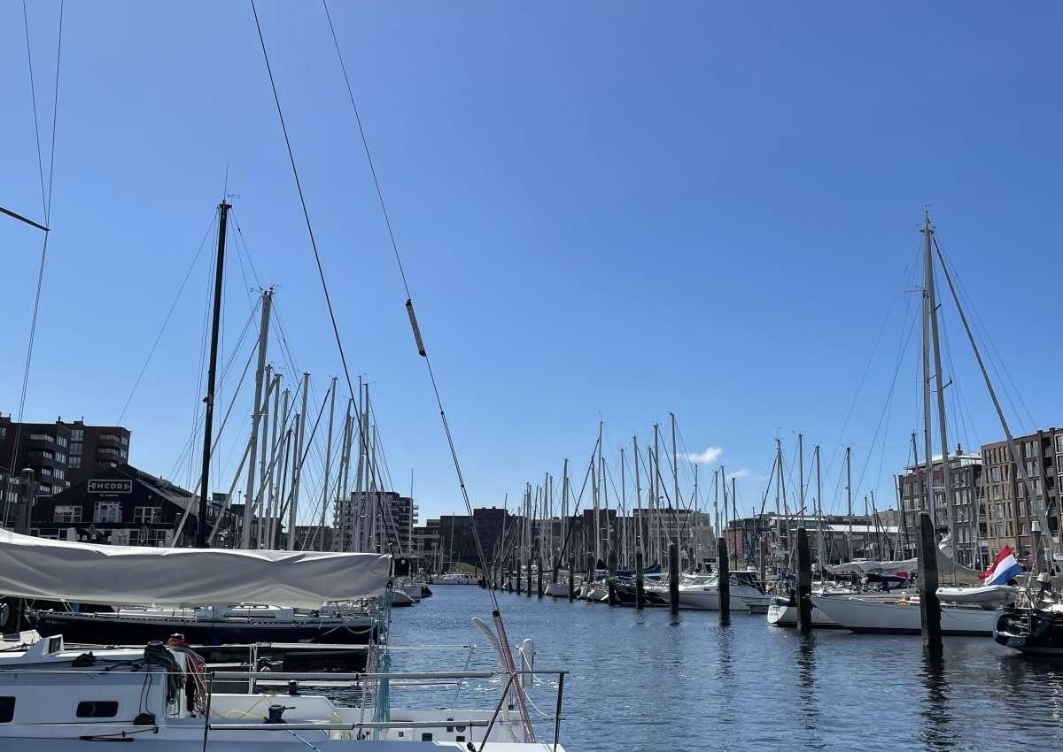 Jachtclub Scheveningen - Hafen bei The Hague