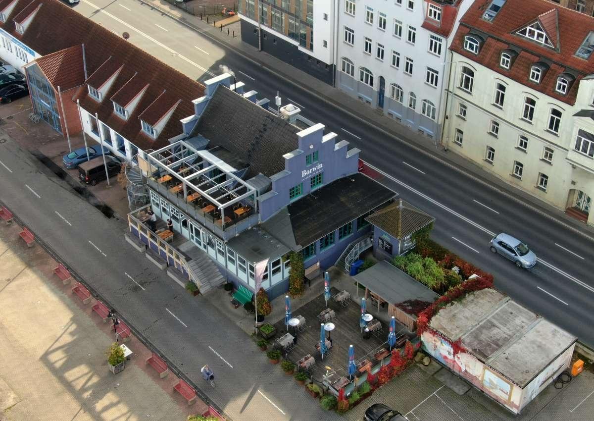 Borwin  - Restaurant bei Rostock (Stadtmitte)