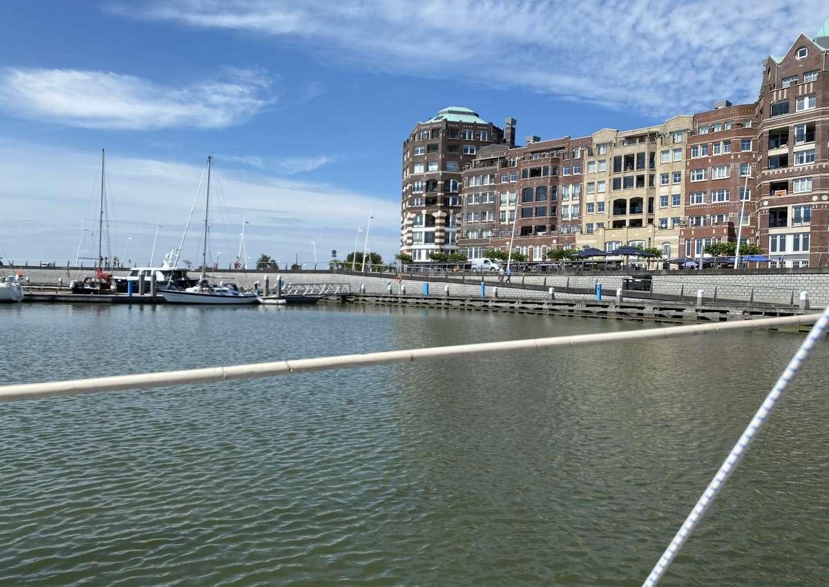 Bataviahaven - Hafen bei Lelystad