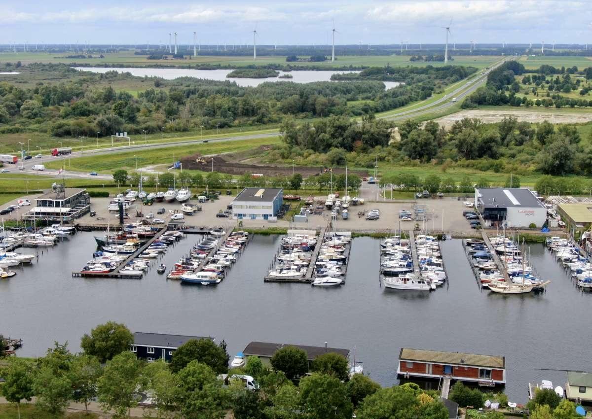 Holland Marine Service B.V. - Hafen bei Zeewolde