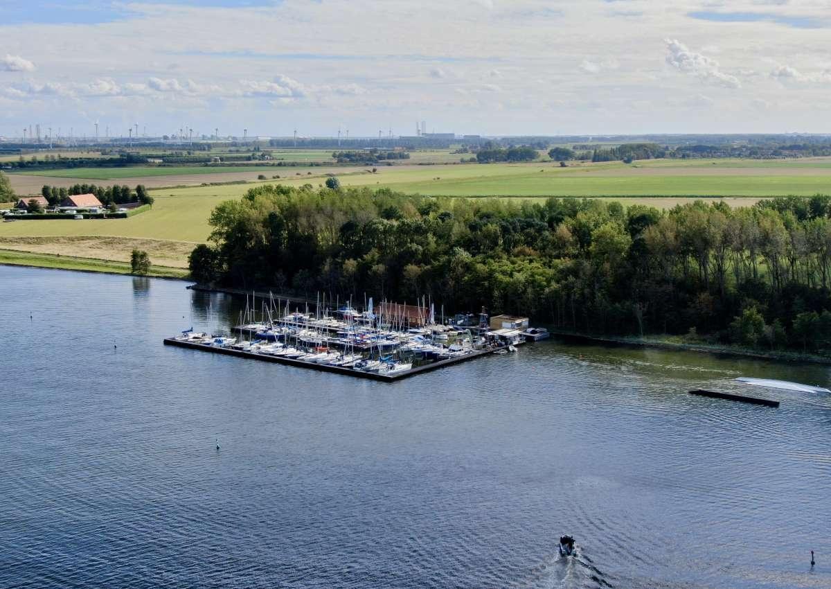 No name - Hafen bei Middelburg (Arnemuiden)