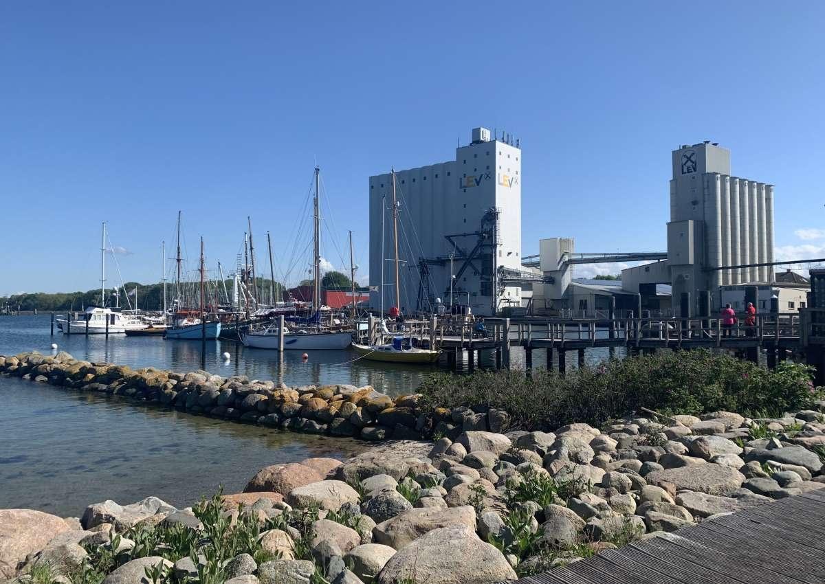 Heiligenhafen - Hafen bei Heiligenhafen