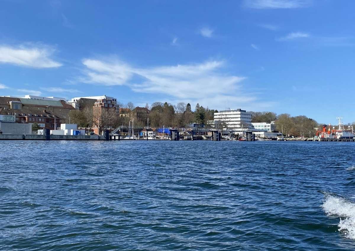 Seeburg - Hafen bei Kiel (Altstadt)