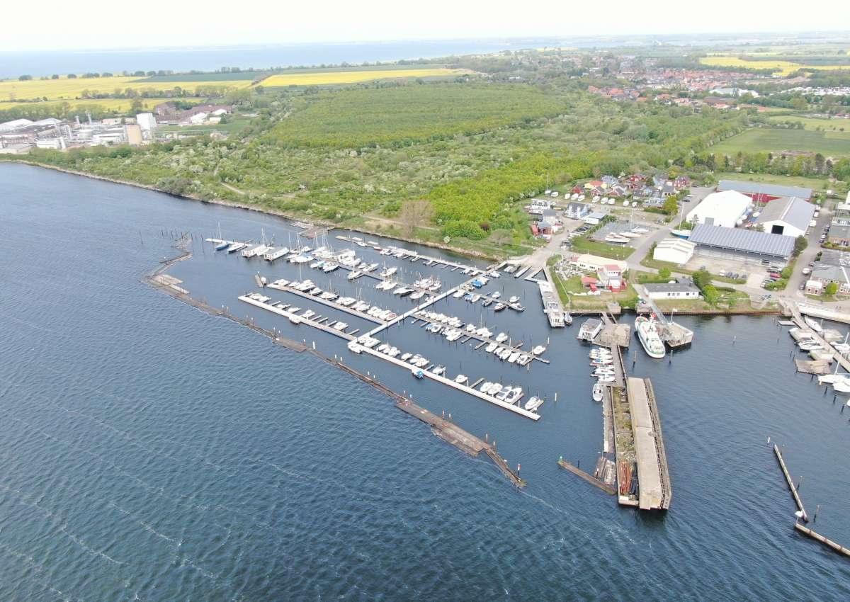 Klemens Werft - Hafen bei Großenbrode
