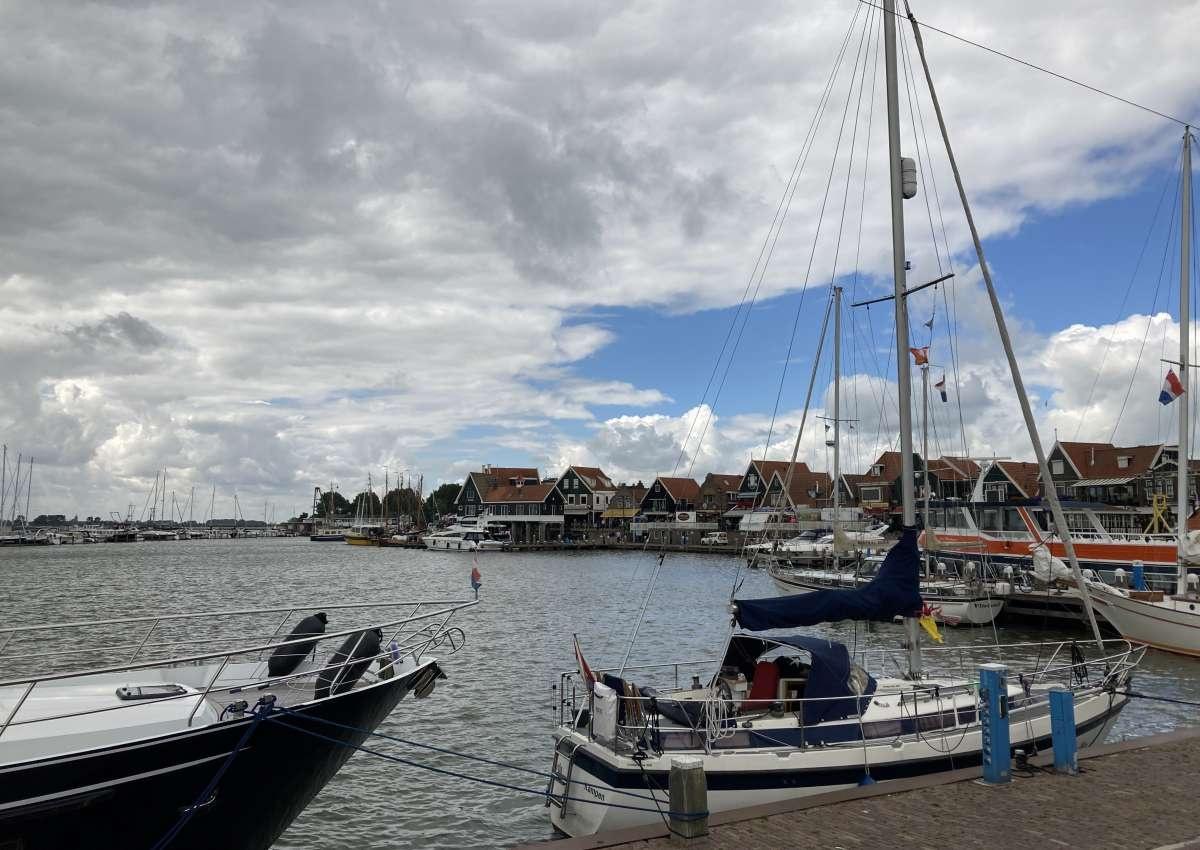 Harbor Volendam - Hafen bei Edam-Volendam (Volendam)