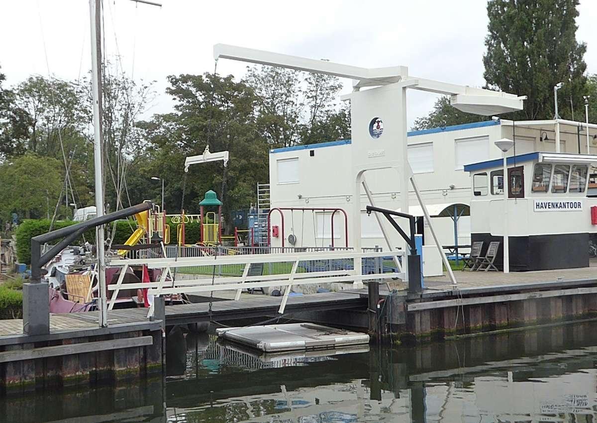 Sixhaven - Hafen bei Amsterdam