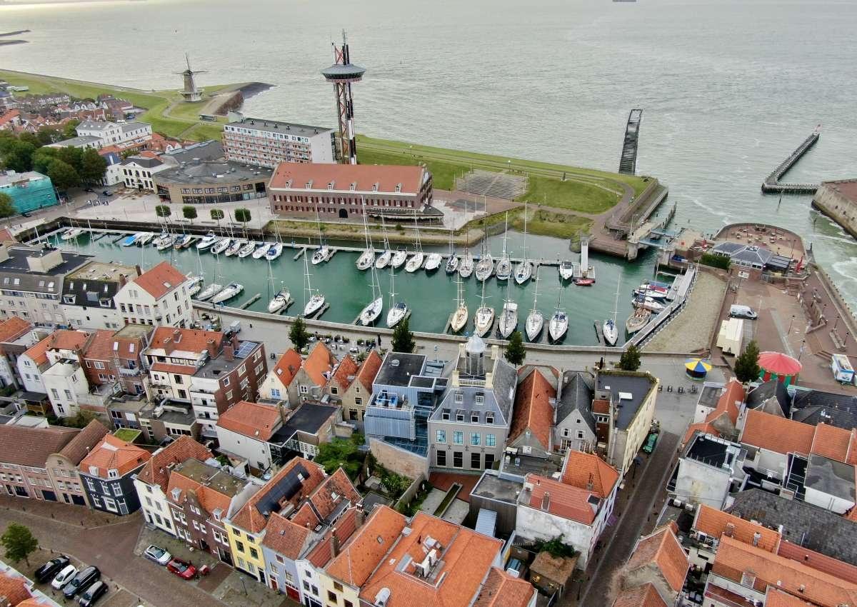 Michiel de Ruijter Haven - Marina près de Vlissingen