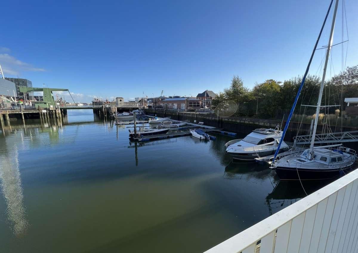 Cuxhaven City Marina - Hafen bei Cuxhaven (Groden)