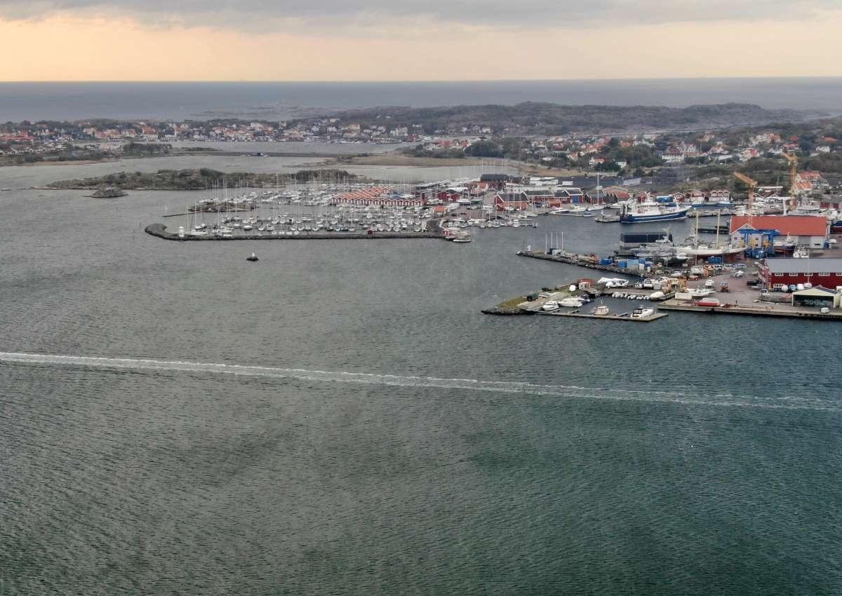 Öckerö - Hafen bei Öckerö