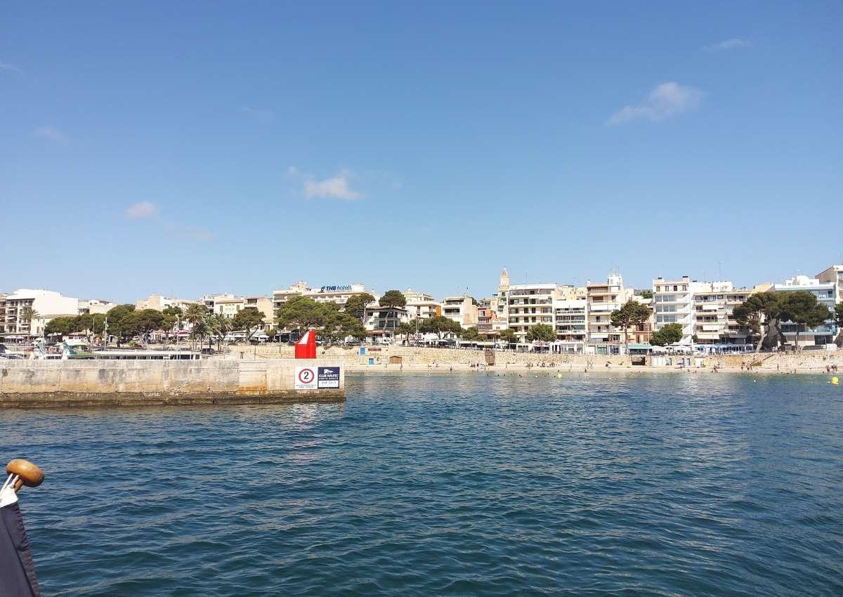 Porto Cristo - Hafen bei Manacor (Portocristo)