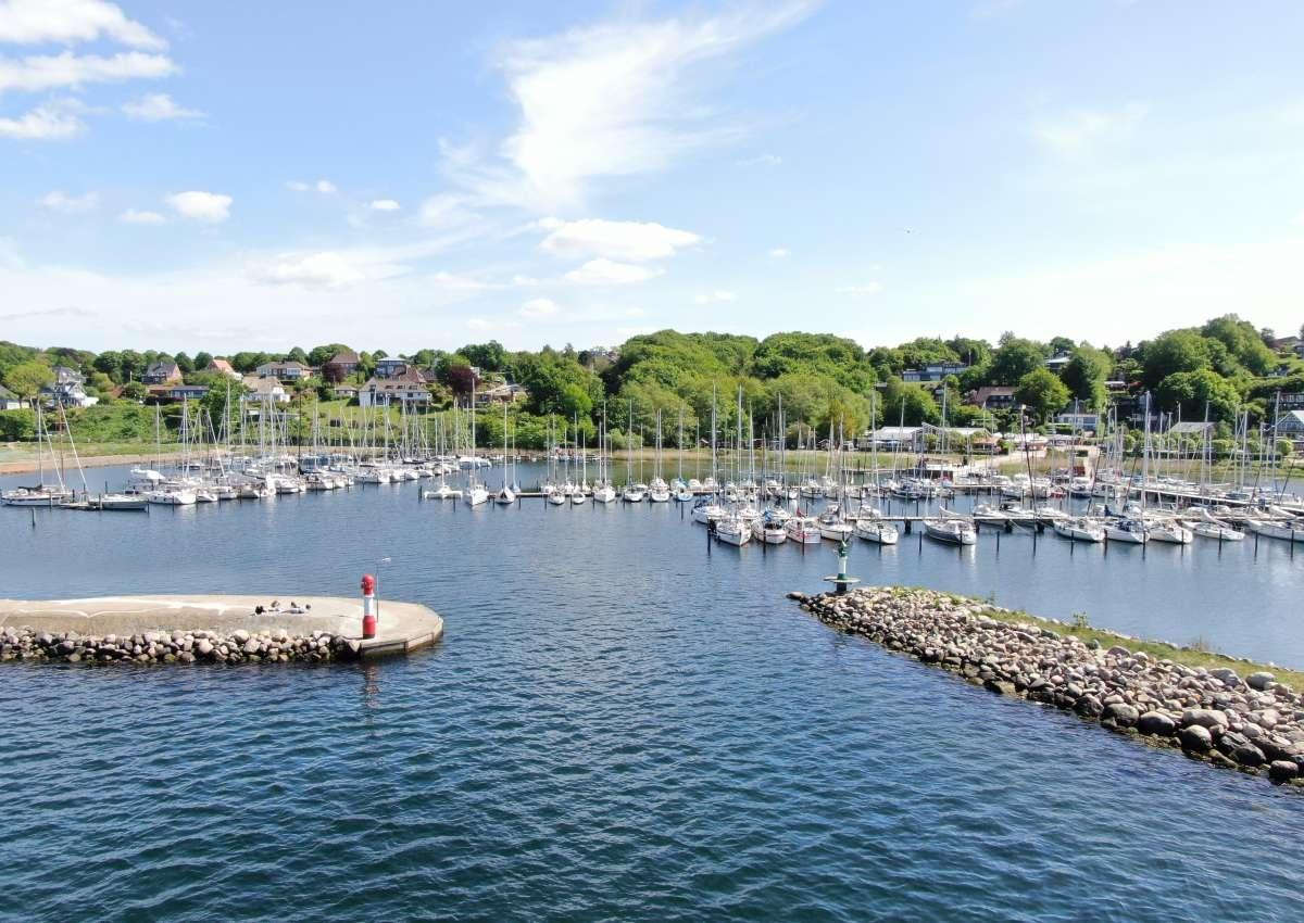 Fahrensodde SVF - Hafen