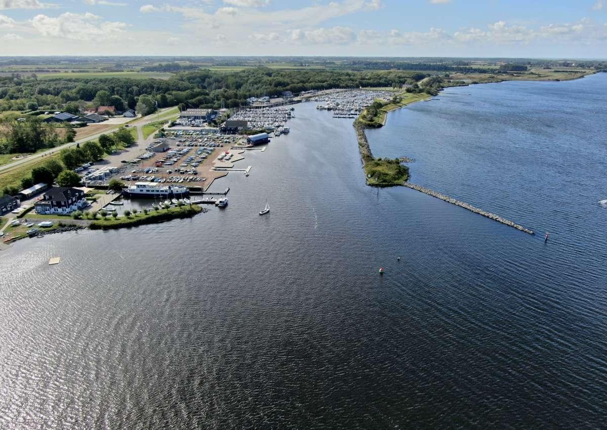JW Oostwatering - Hafen bei Veere