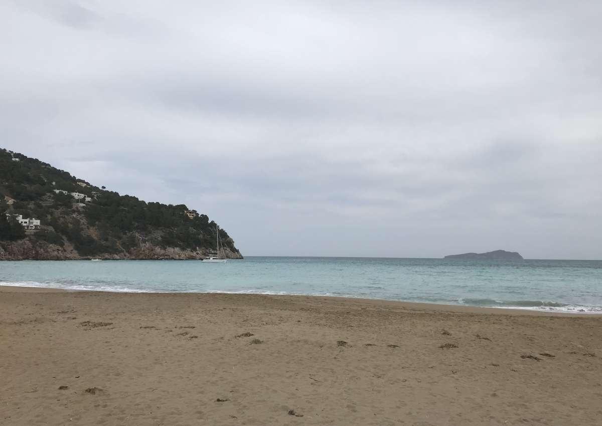 Cala de San Vicente - Ibiza - Foto bei Sant Joan de Labritja