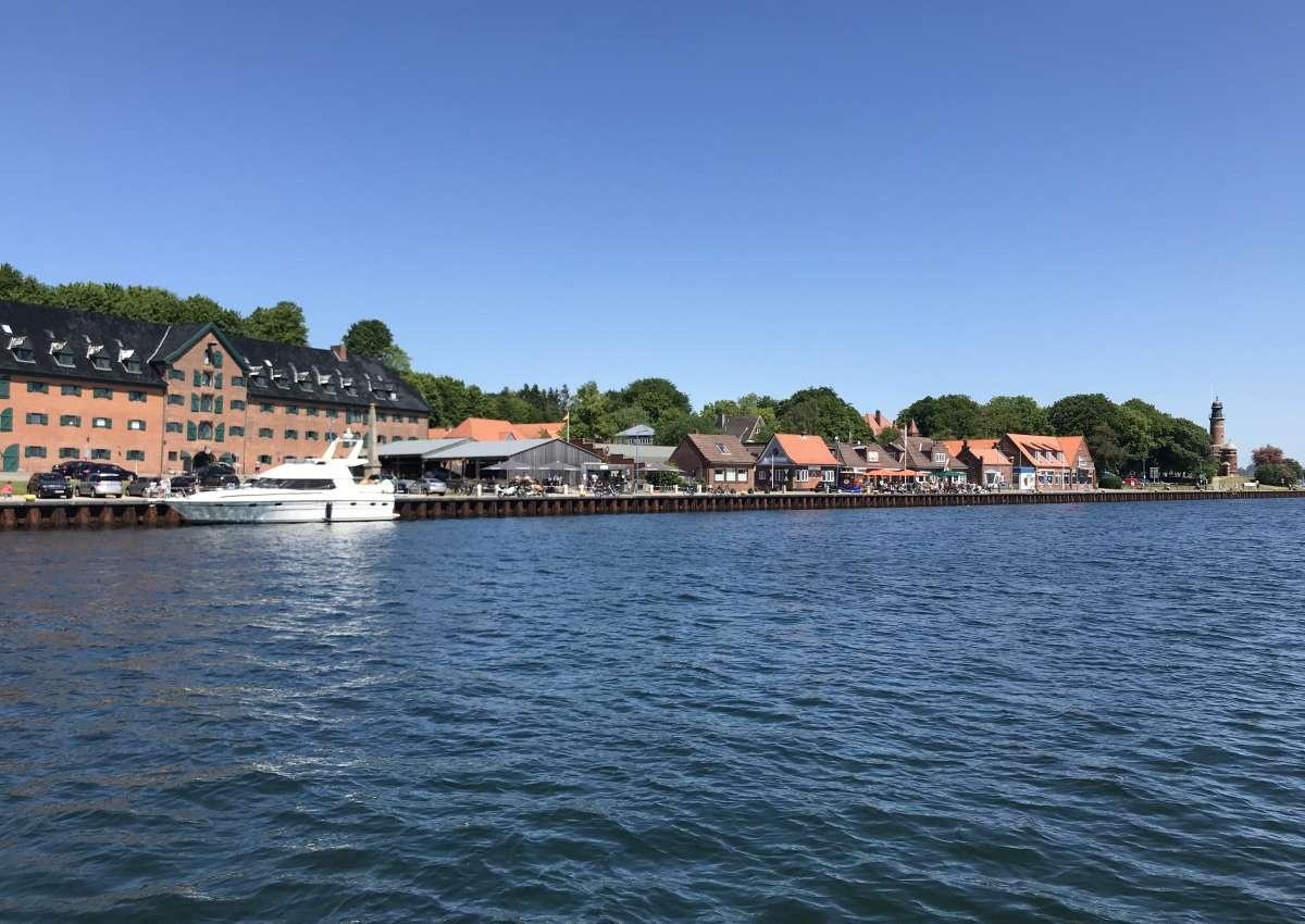 Holtenau - Hafen bei Kiel (Holtenau)