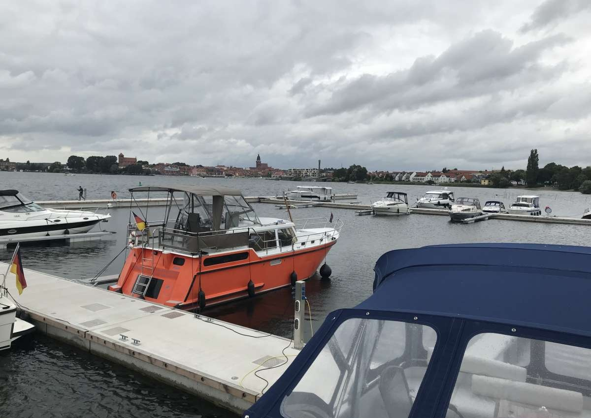 Yachthafen Maremüritz - Marina près de Waren (Müritz)