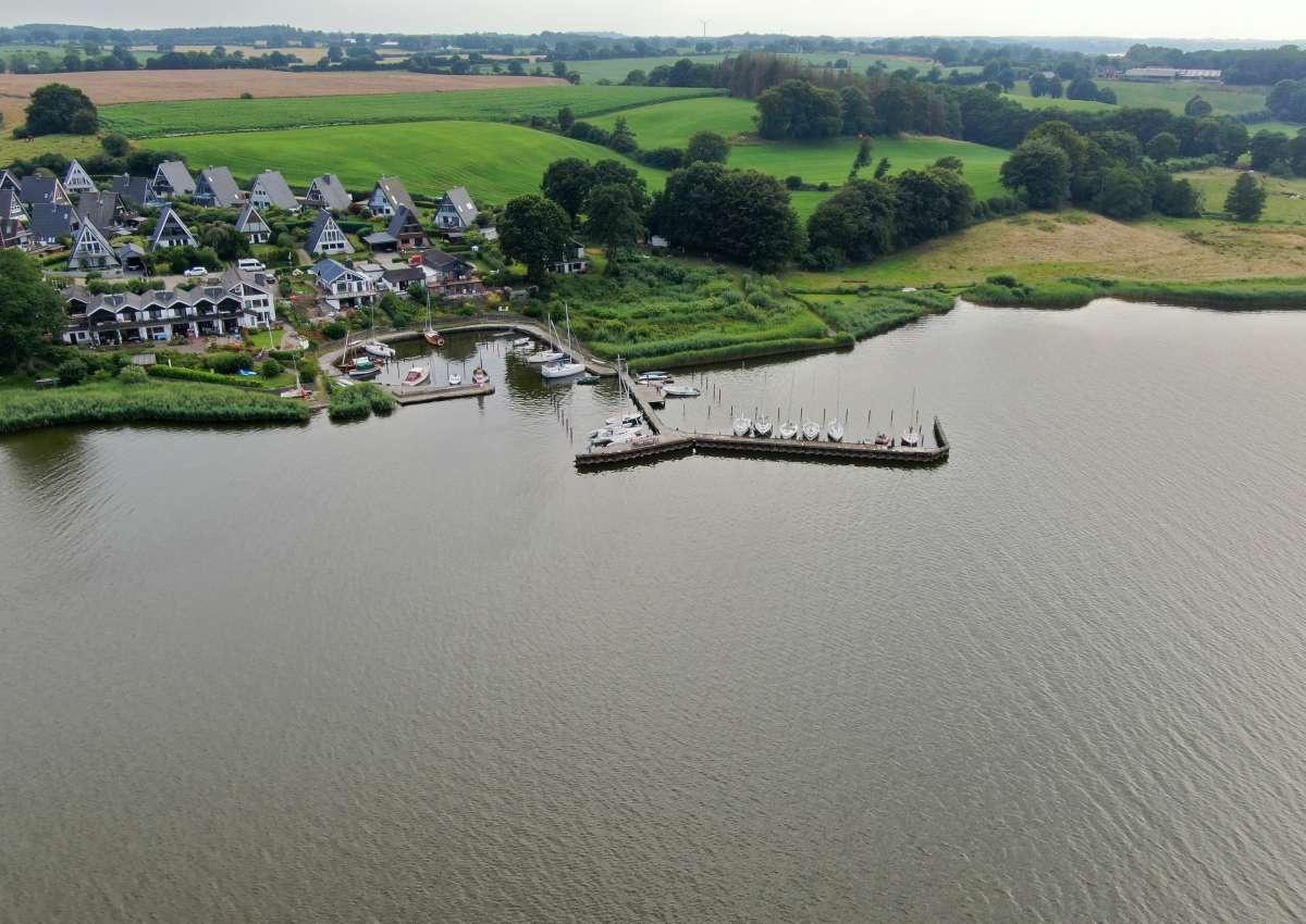 Stexwig - Hafen bei Borgwedel