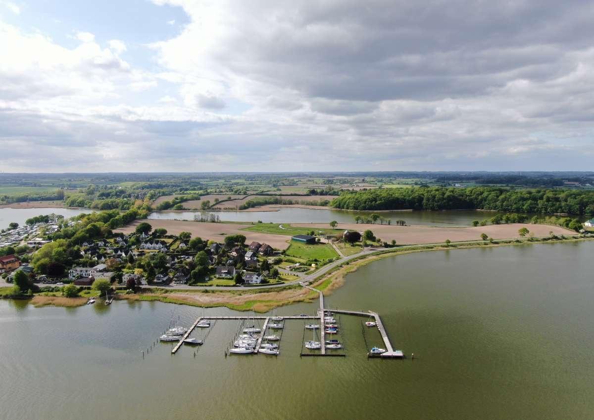 Lindaunis Sportboothafen - Marina près de Lindaunis