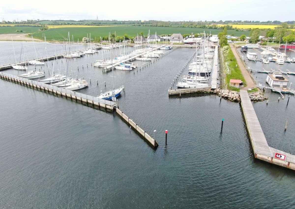 Yacht-Club Großenbrode - Hafen bei Großenbrode