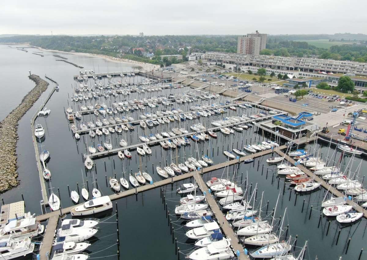 Schilksee - Hafen bei Kiel (Schilksee)