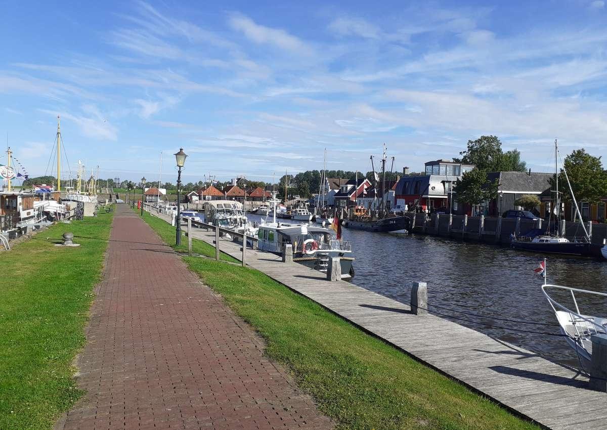 Haven Zoutkamp - Marina near Het Hogeland (Zoutkamp)