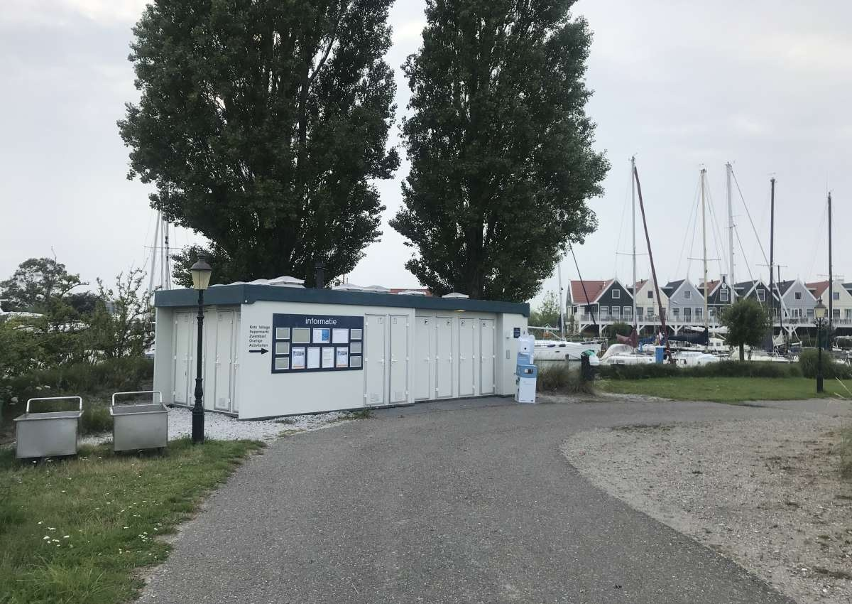 Euro Parcs Resort Poort van Amsterdam - Hafen bei Waterland (Uitdam)