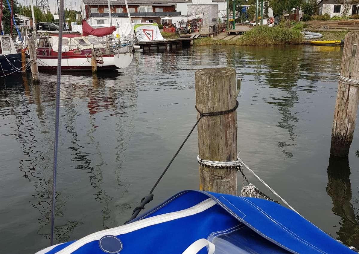 Travemarina - Hafen bei Lübeck (Herrenwyk)