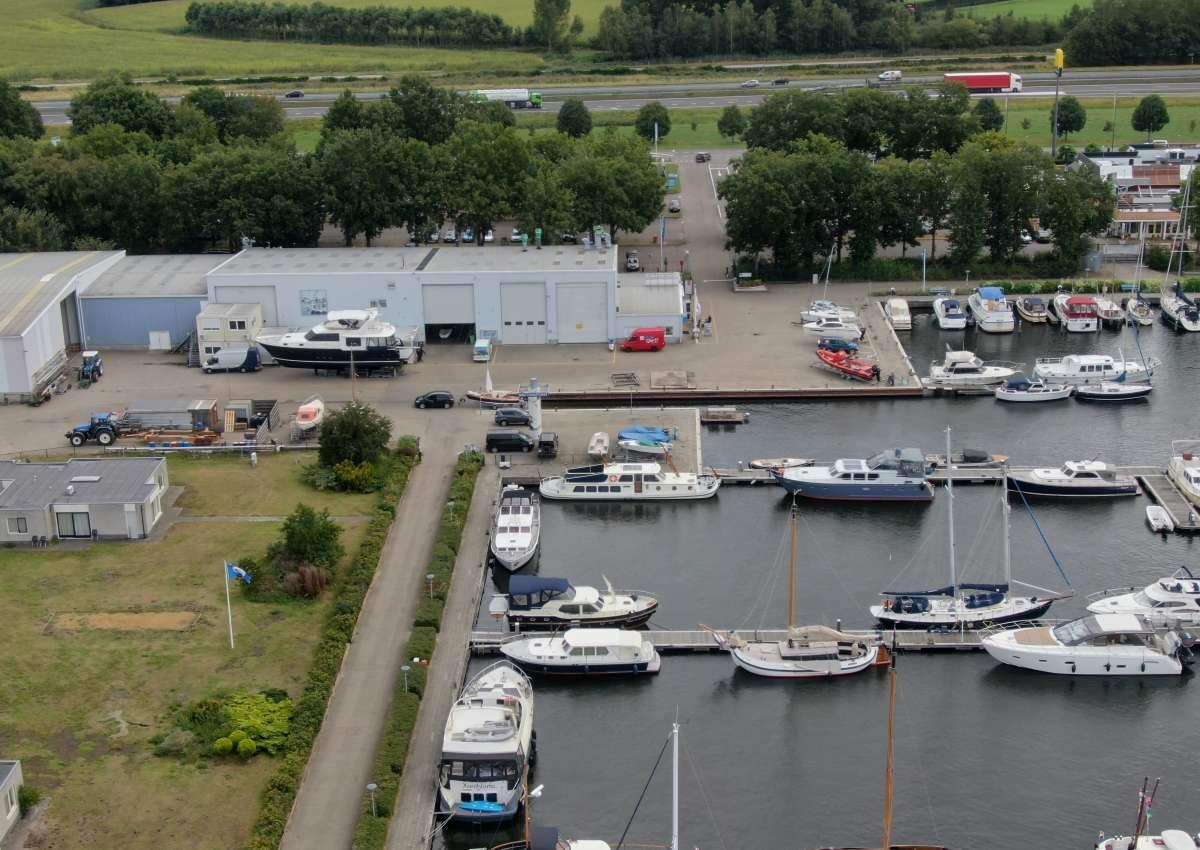 Marina Strand Horst - Hafen bei Ermelo