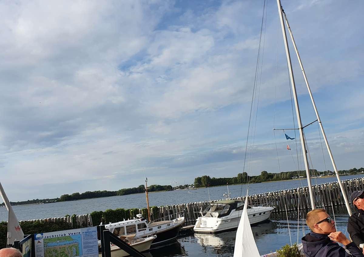 Marina Veere - Hafen bei Veere