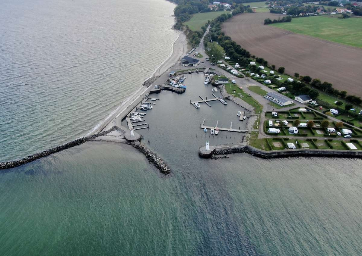 Mommark - Marina near Lysabild