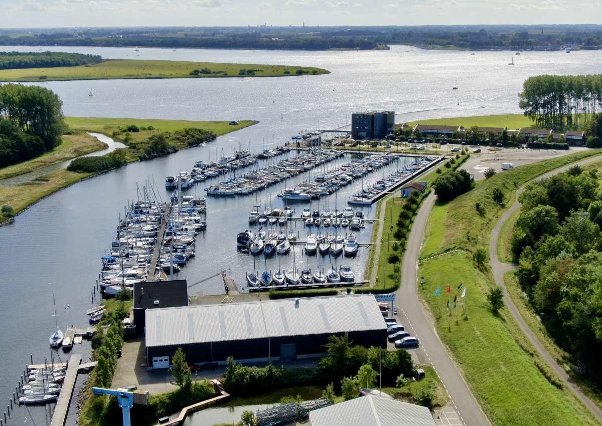 Marina Kamperland - Hafen bei Noord-Beveland (Kamperland)