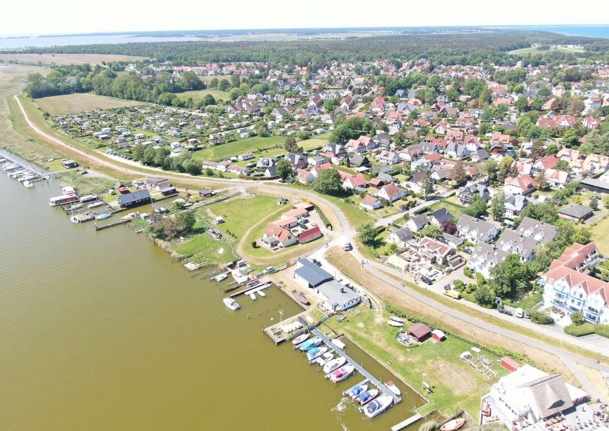 Zingst - Hafen bei Zingst
