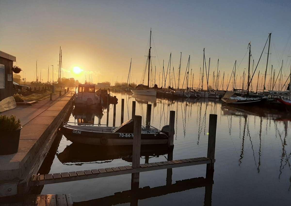 Maritiem Waterland  - Hafen bei Edam-Volendam (Edam)