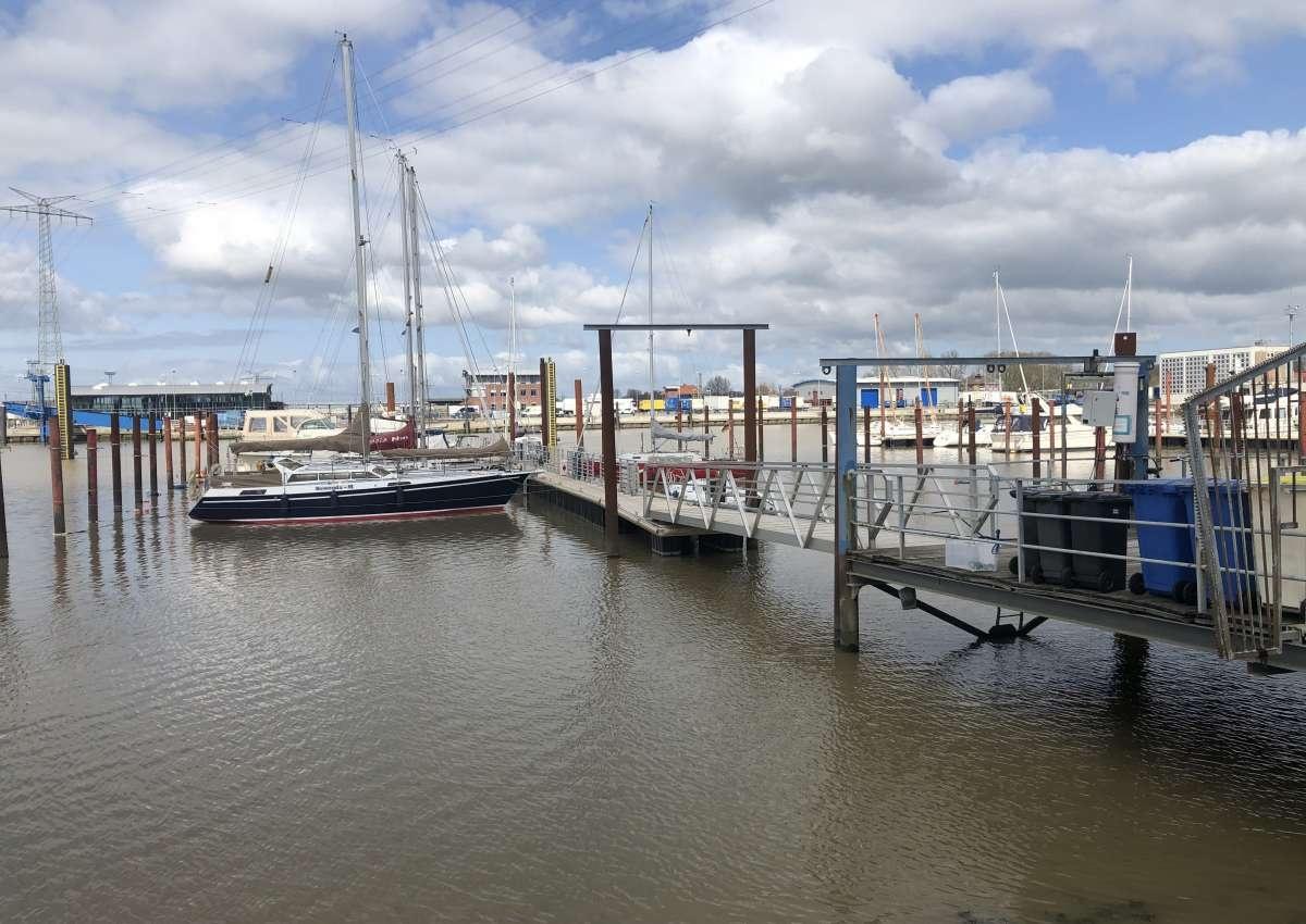 Emder Yacht Club  - Marina near Emden