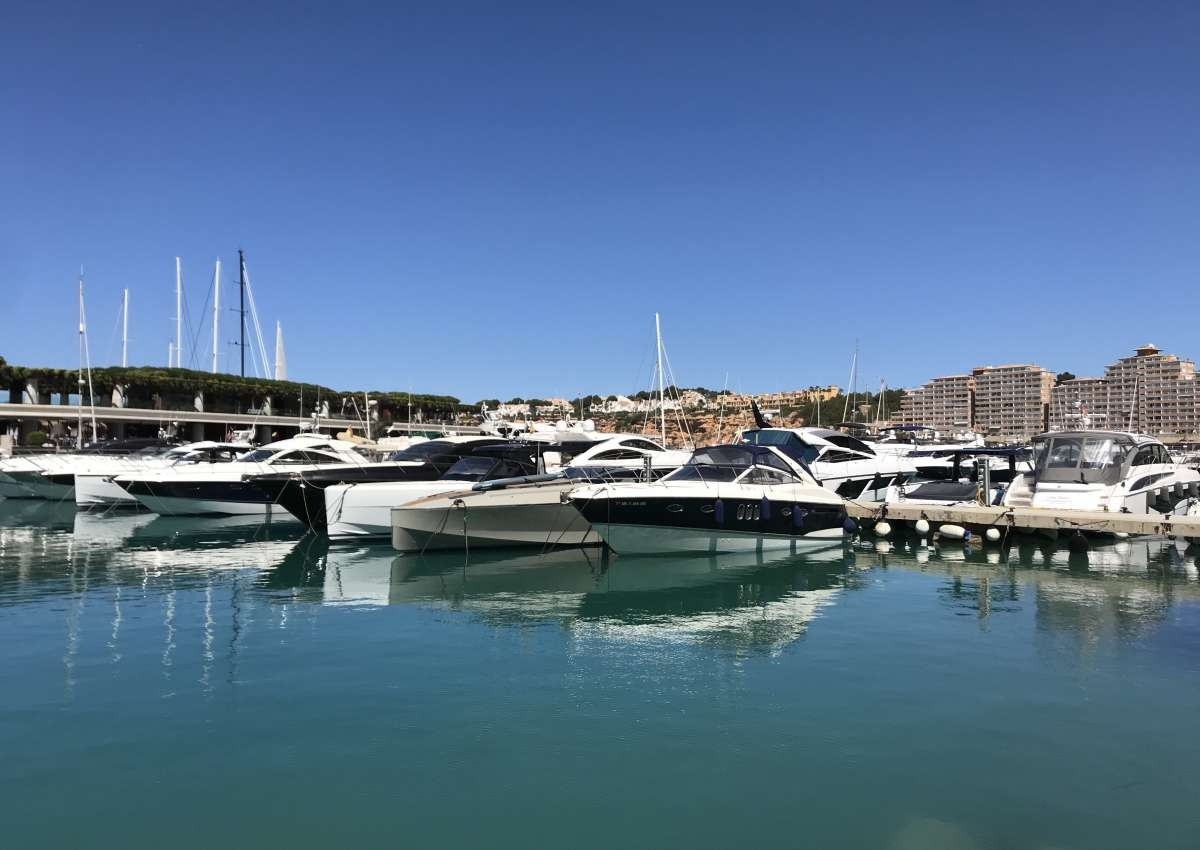 Port Adriano - Hafen bei Calvià (el Toro)