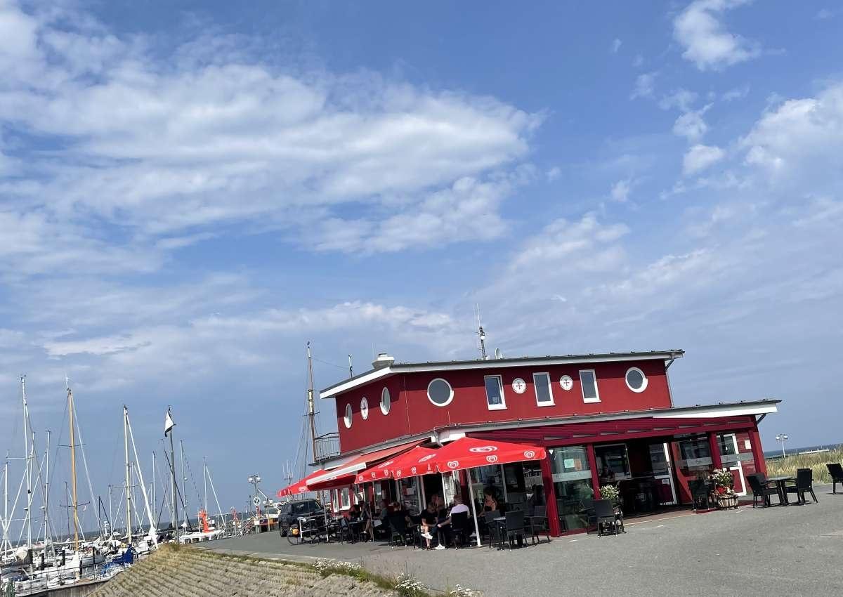 Yachthafen-Bistro - Restaurant bei Damp