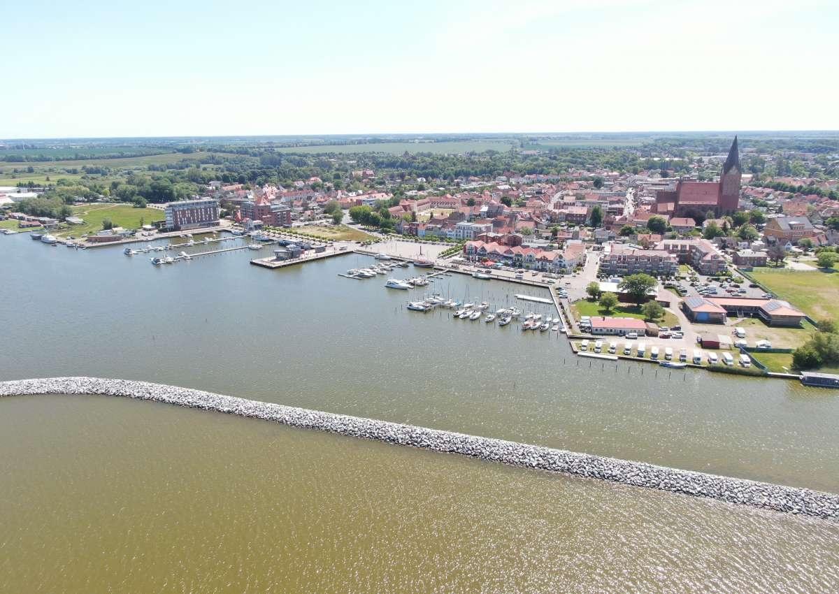 Barther Seglerverein - Hafen bei Barth