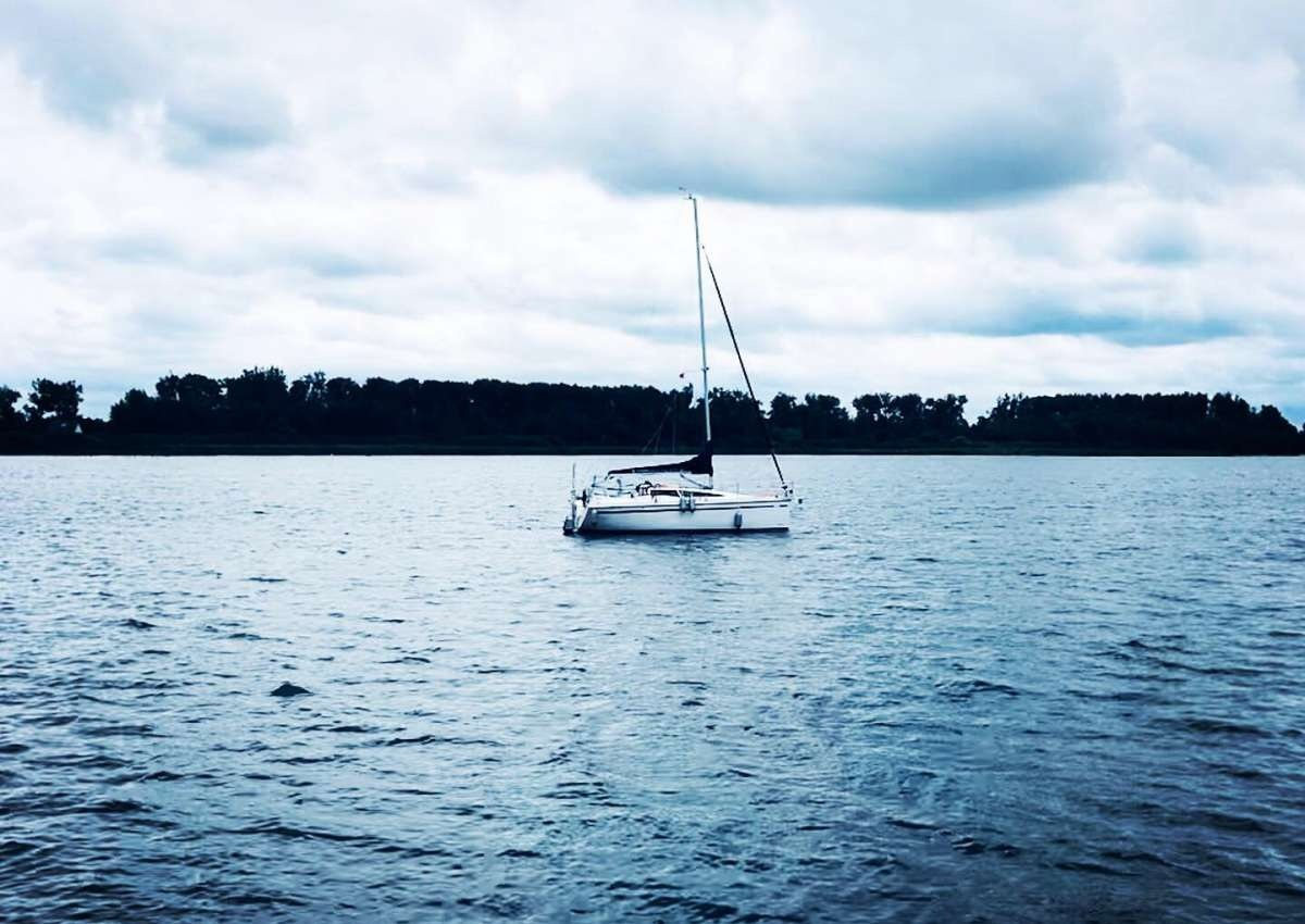 """""""Mili"""" - Anchor près de Rechlin"""