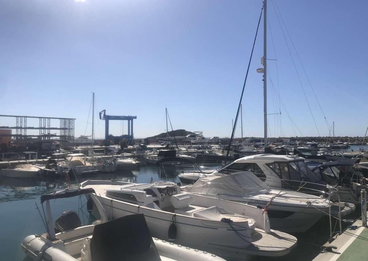 Puerto Portals - Hafen bei Calvià (Portals Nous)