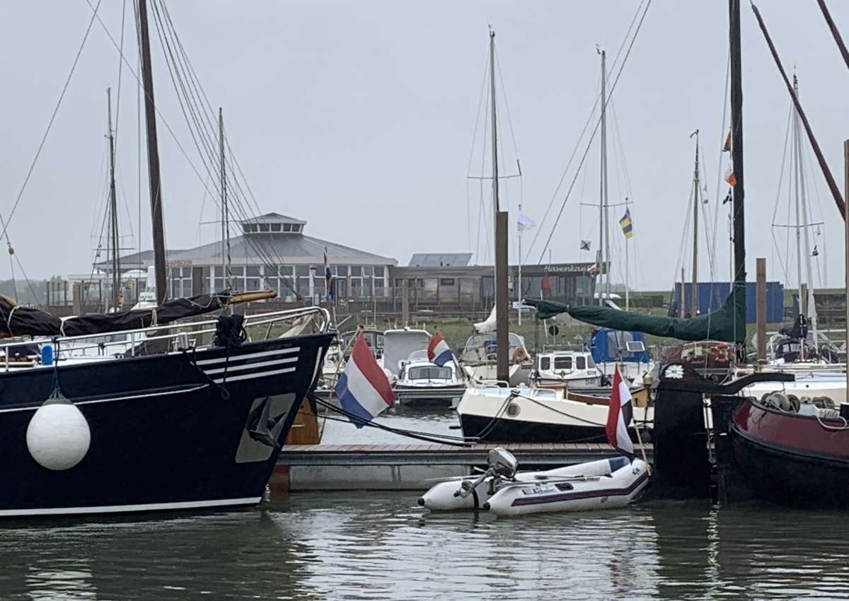 Nes - Hafen bei Ameland (Nes)