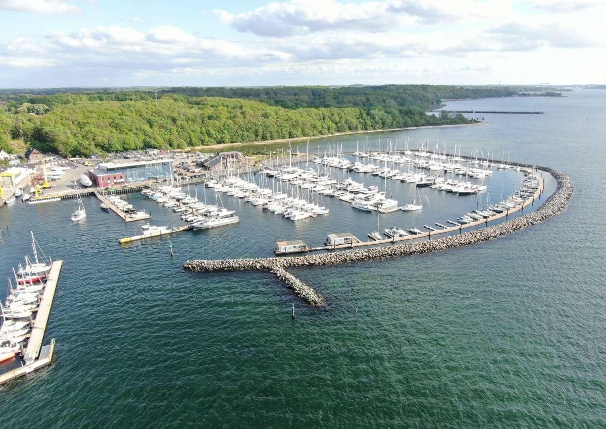 Laboe Marina Baltic Bay - Hafen bei Laboe
