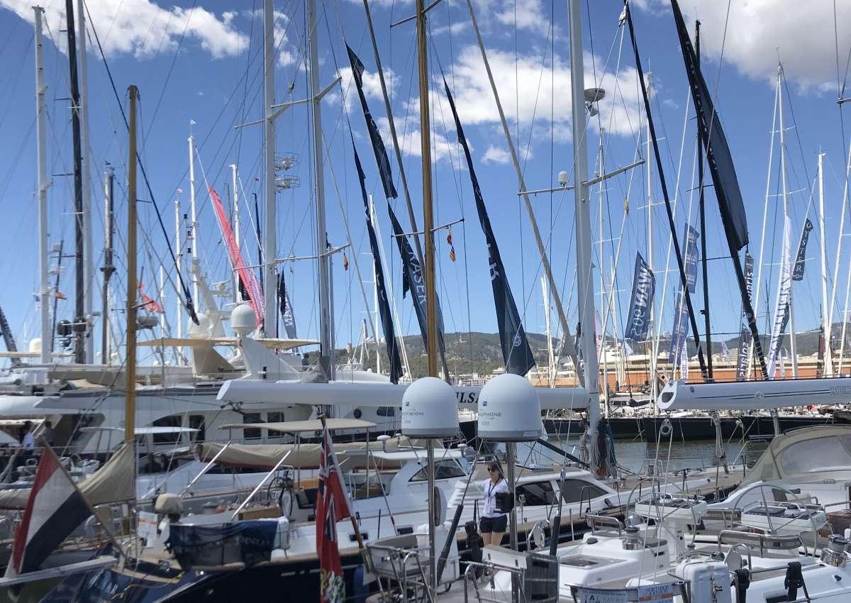 Marina Port de Mallorca - Hafen bei Palma (Son Armadans)