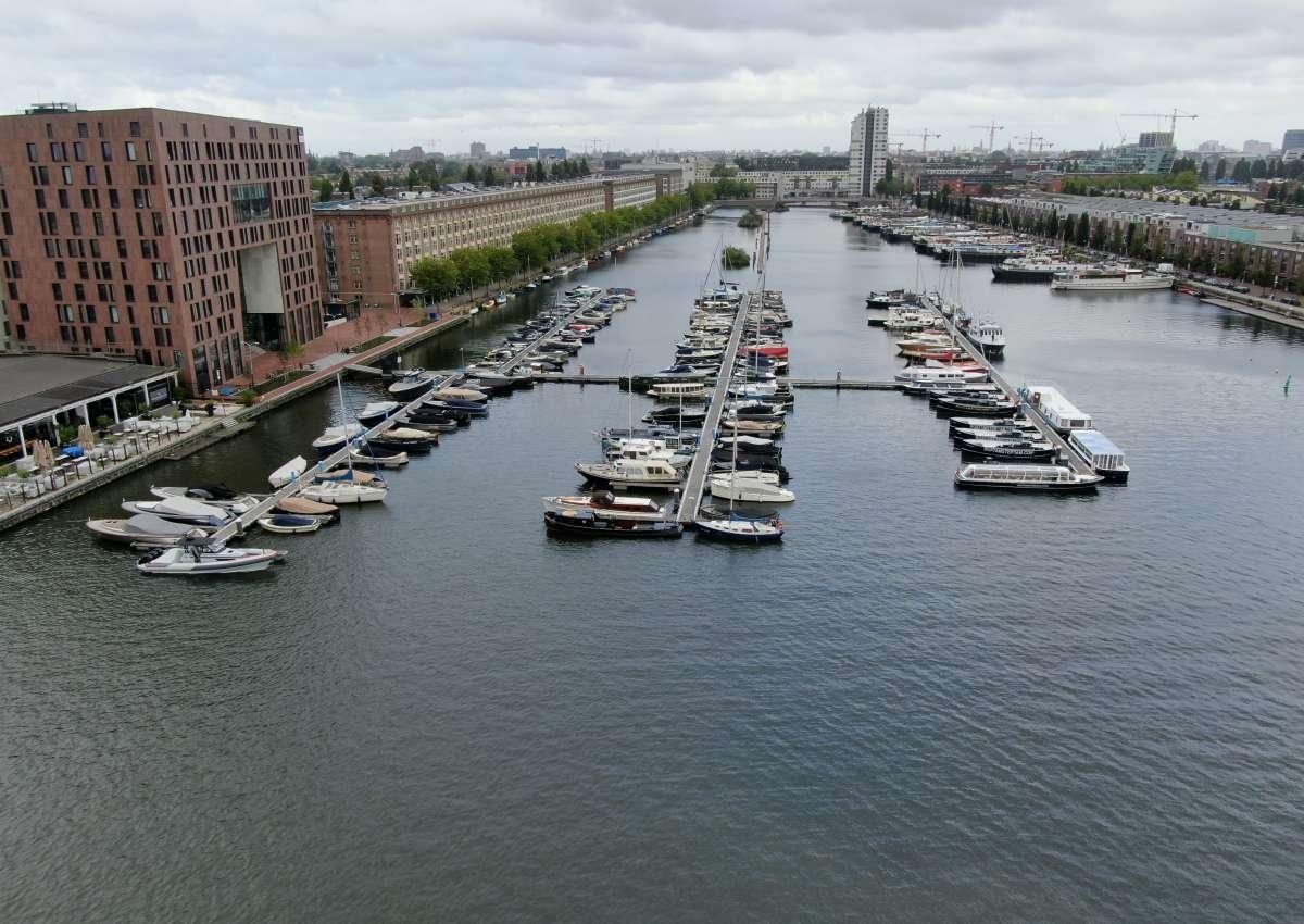 Entrepothaven - Hafen bei Amsterdam