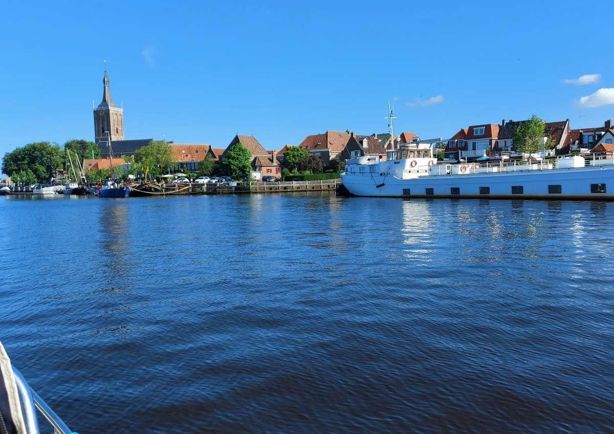 Gemeente Haven - Hafen bei Zwartewaterland (Hasselt)
