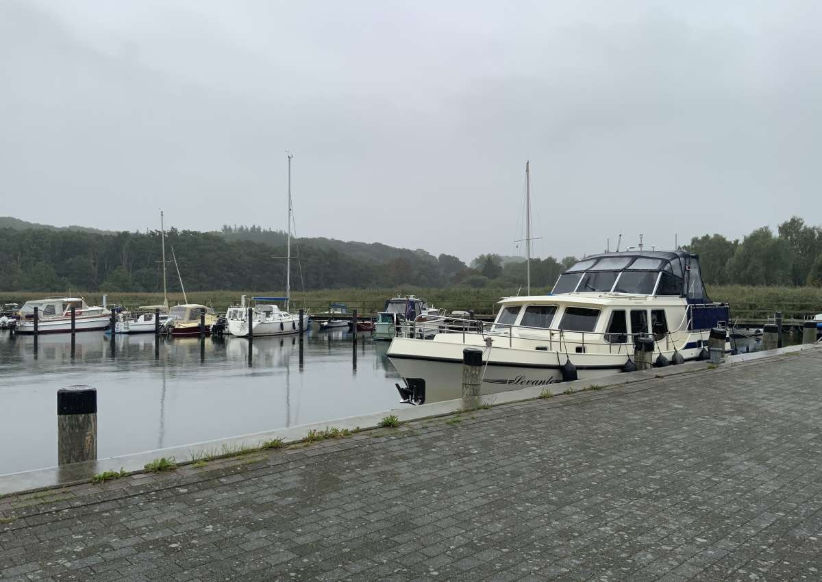 Ralswiek - Hafen bei Ralswiek (Augustenhof)