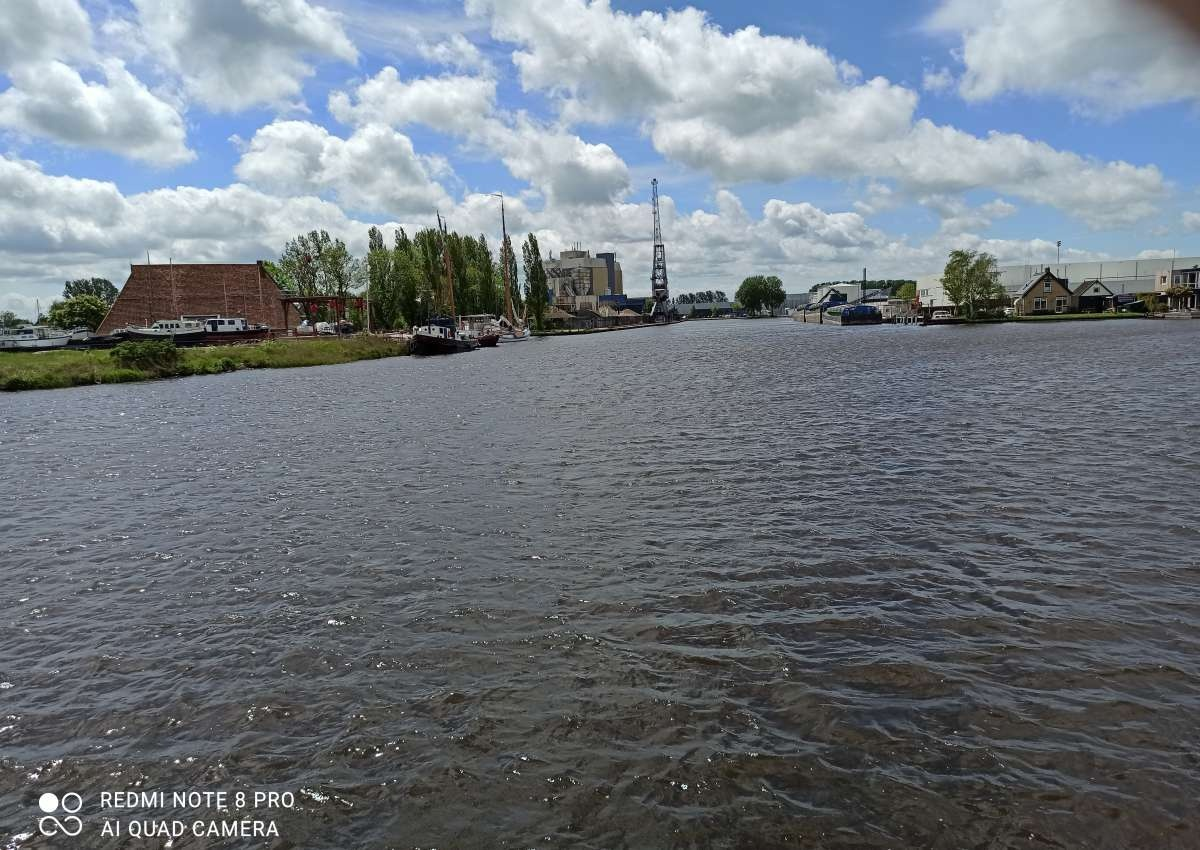 Schiffswerft van der Meer - Marina près de Súdwest-Fryslân (Sneek)