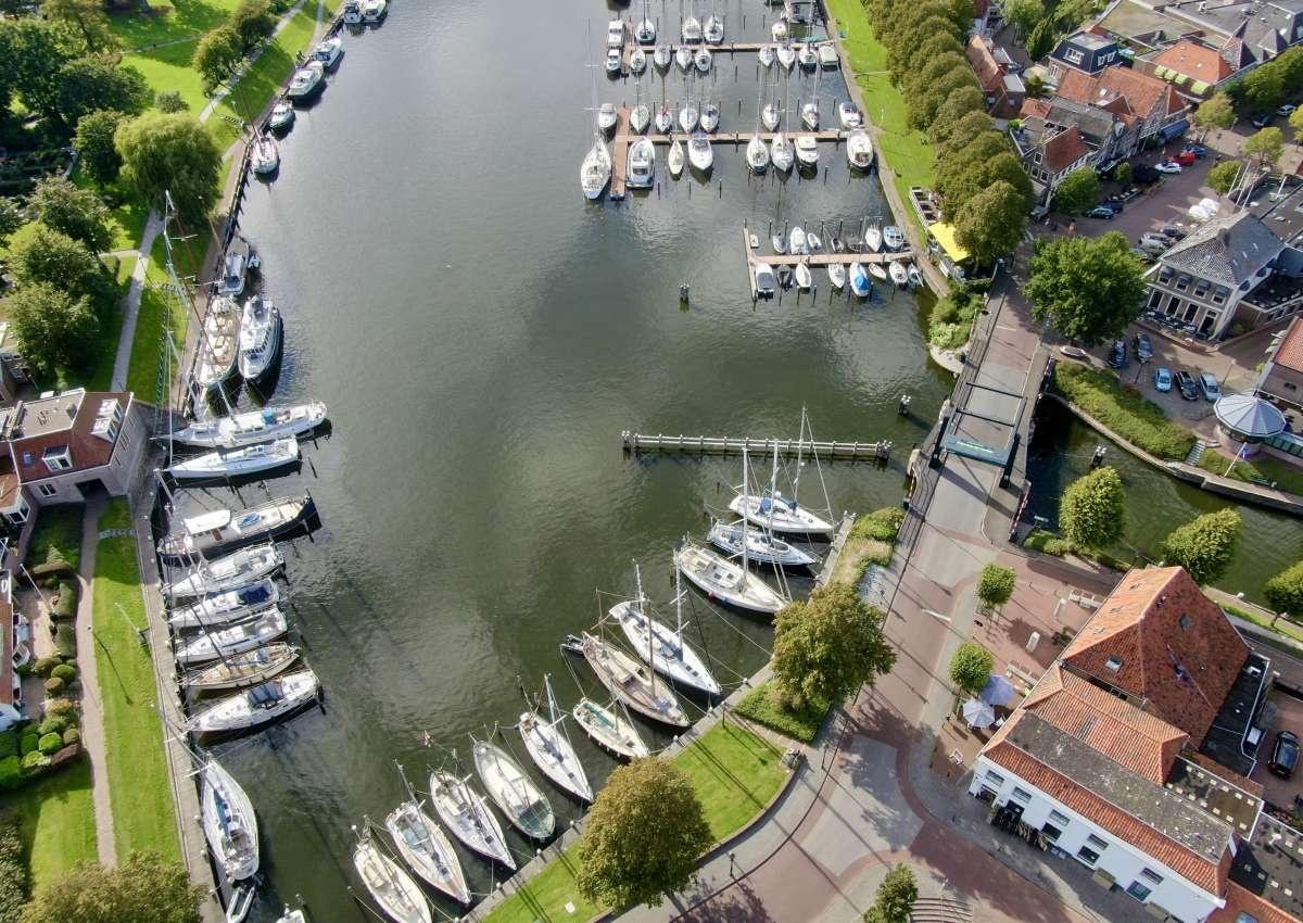 Stichting Jachthaven Medemblik - Hafen bei Medemblik