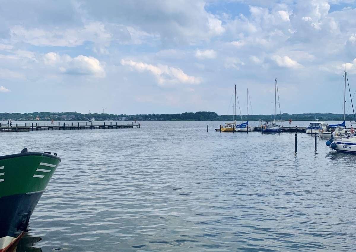 Schleswig Stadthafen - Hafen bei Schleswig (Holm)
