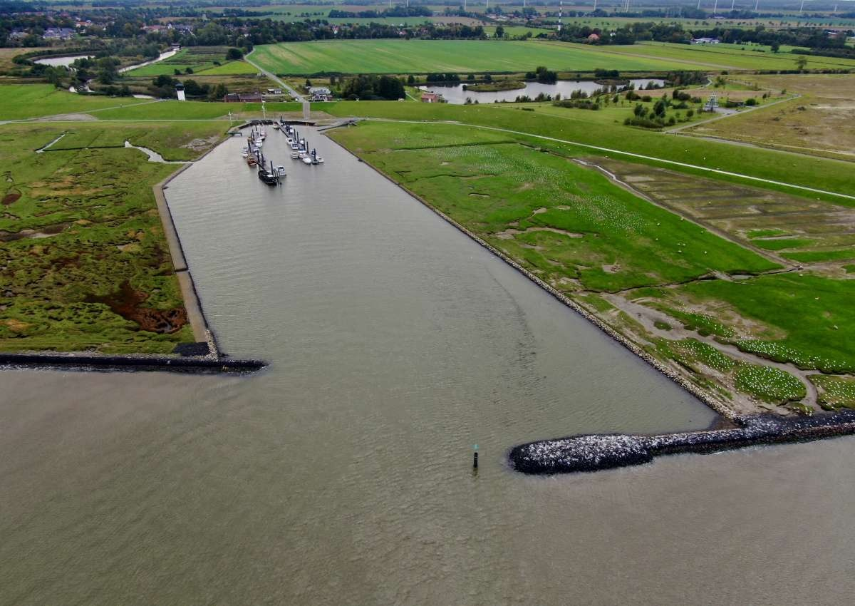 Altenbruch - Hafen bei Cuxhaven (Groden)