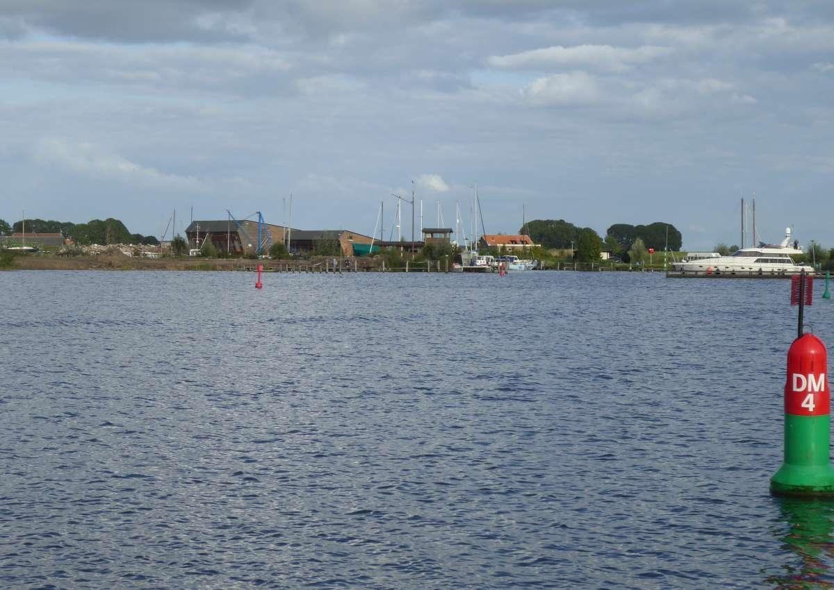 Jachthaven de Roggebot - Hafen bei Kampen