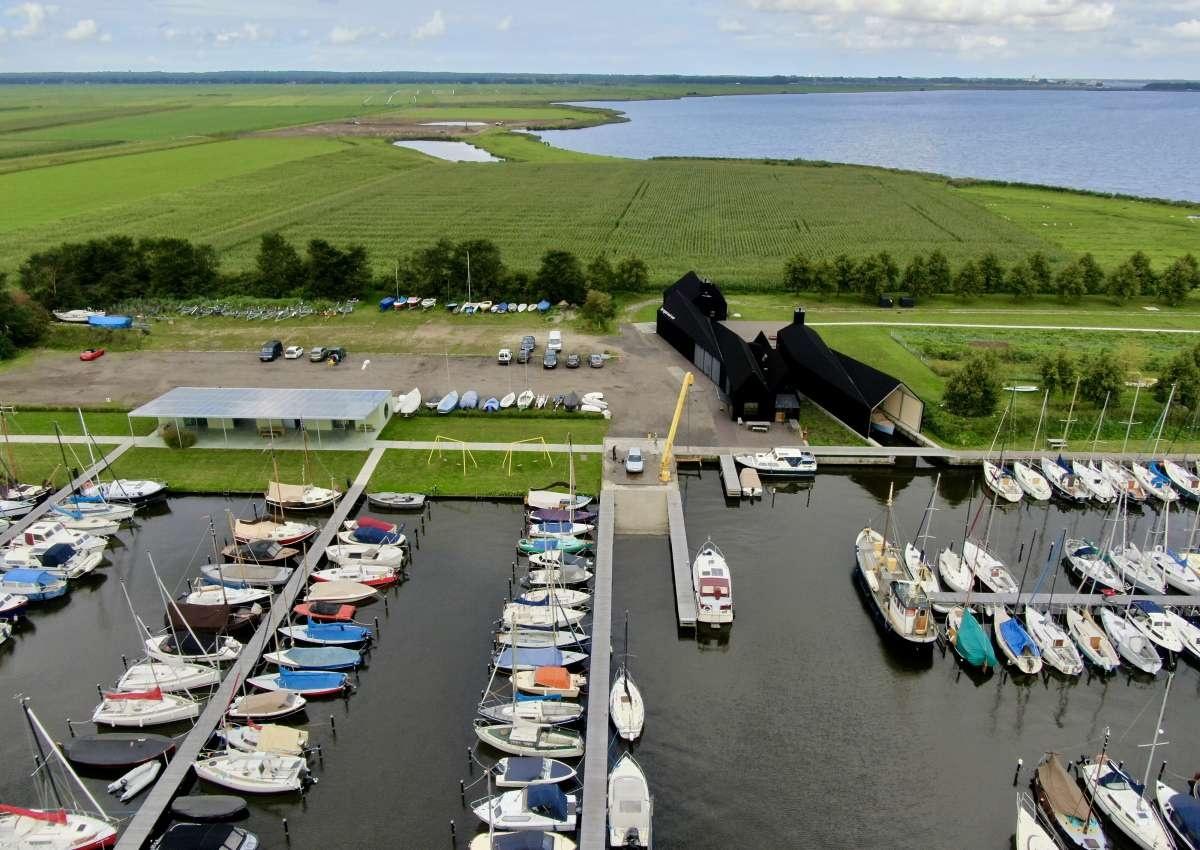 Jachthaven 't Raboes - Hafen bei Eemnes